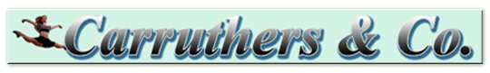 Carruthers & Co. Banner
