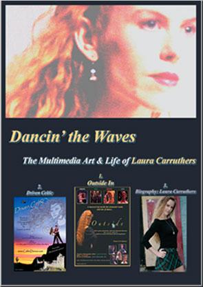 Dancin The Waves - Poster
