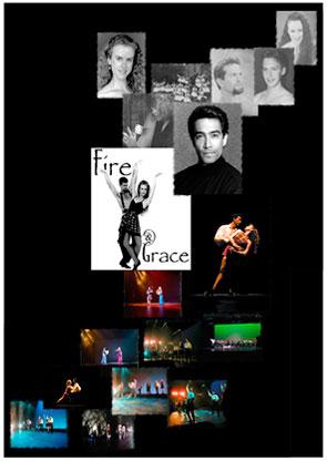 Fire & Grace - Poster
