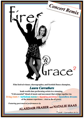 Fire & Grace 2  - Poster