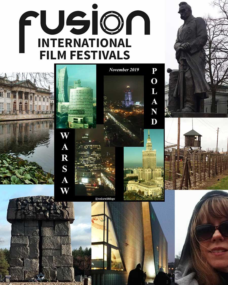 Winner - Fusion Film Festival Collage - Warsaw