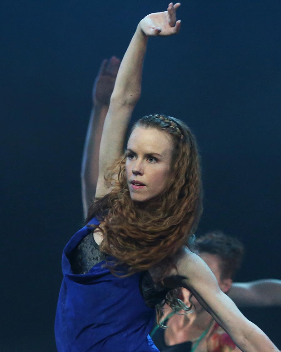 Grace Fury Action: Laura Carruthers - Photo by JReiss