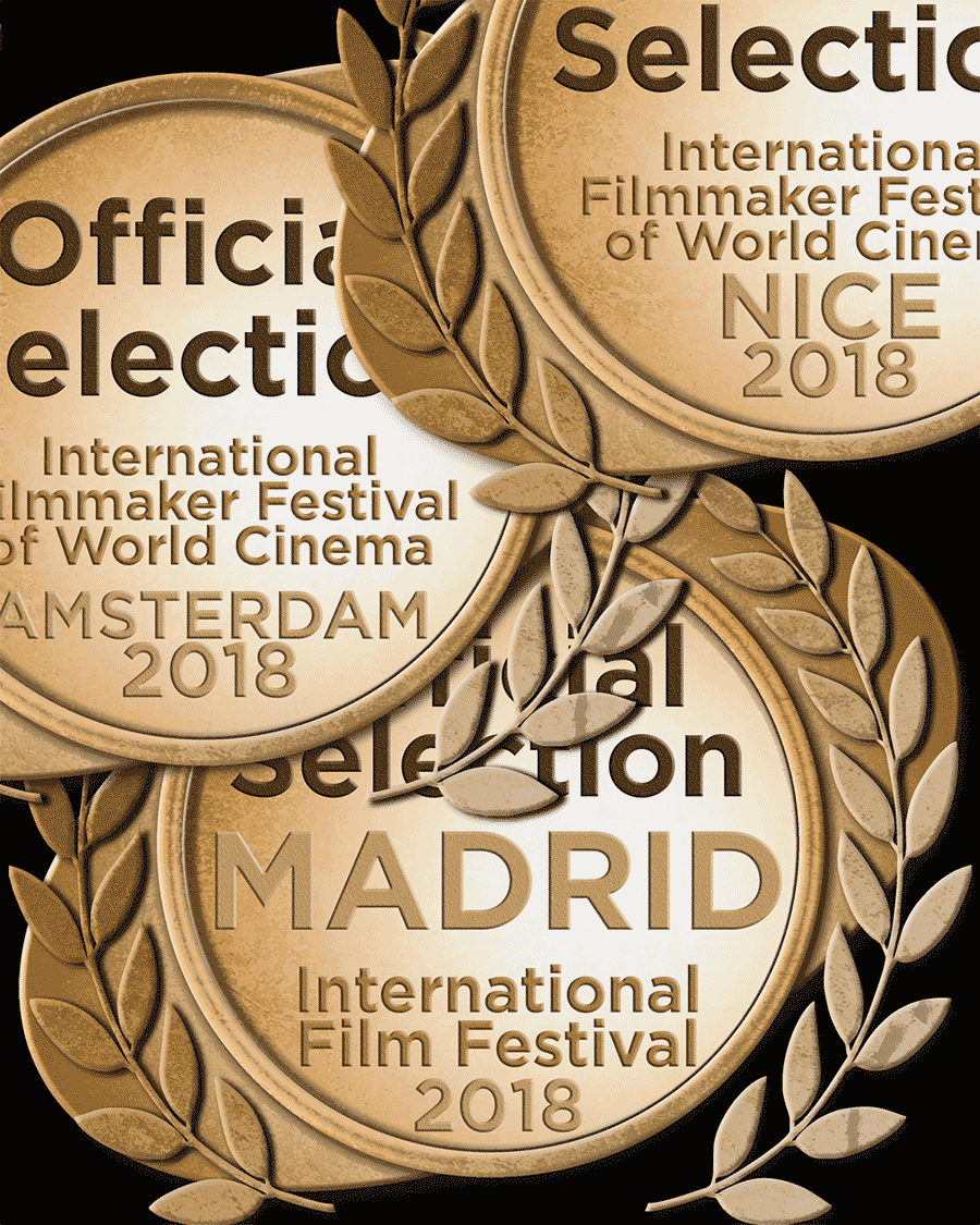Official Selection with Nominations - International Filmmaker Festival of World Cinema - Nice, Madrid, Amsterdam