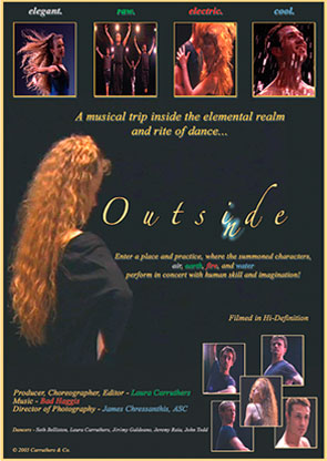 Outside In - Poster