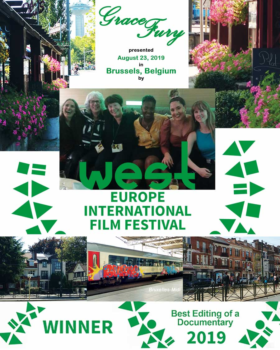 Winner - West Europe International Film Festival Collage - Brussels